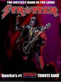 Strutter - KISS Tribute Band