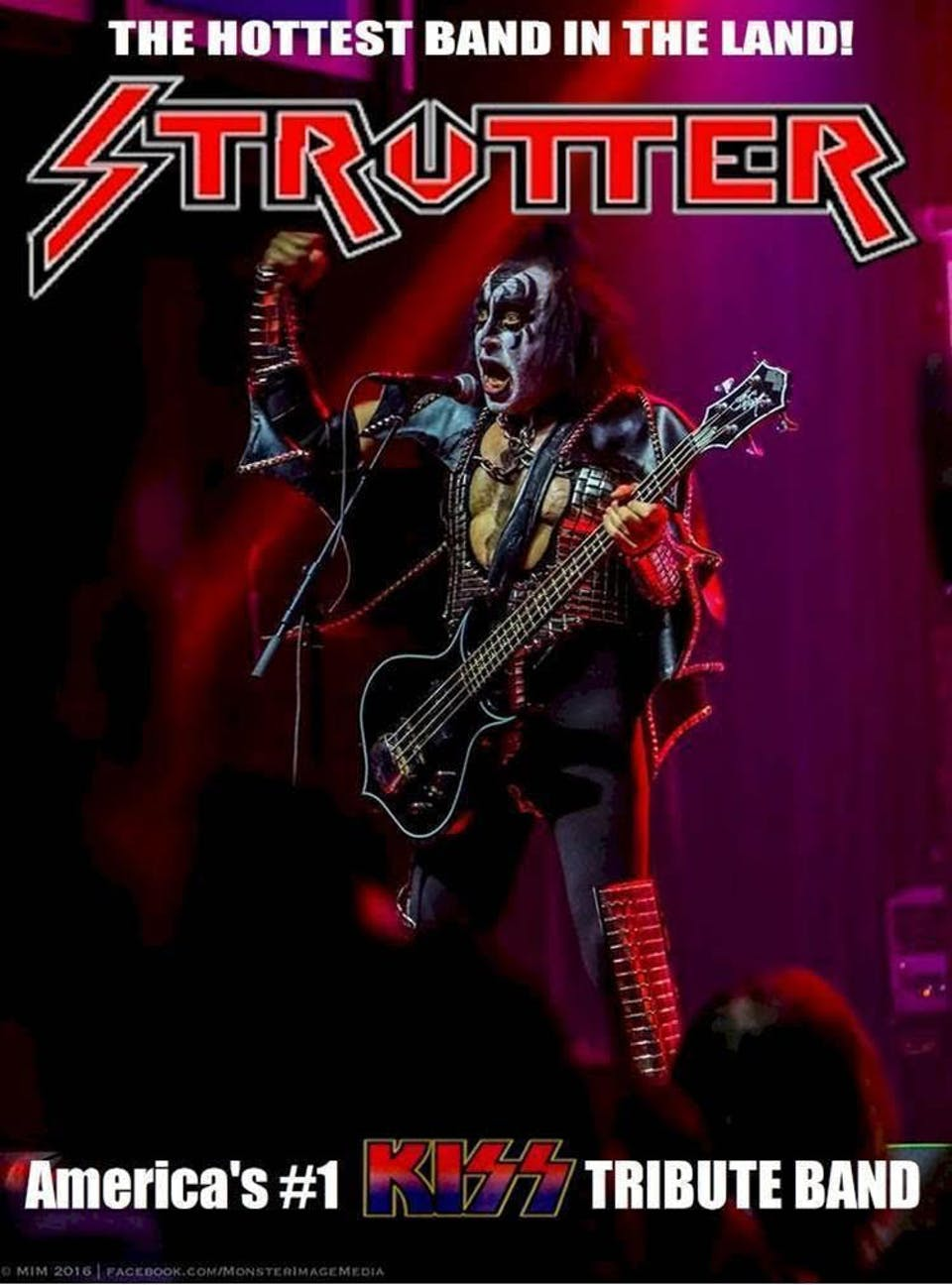 Strutter - KISS Tribute Band FREE SHOW