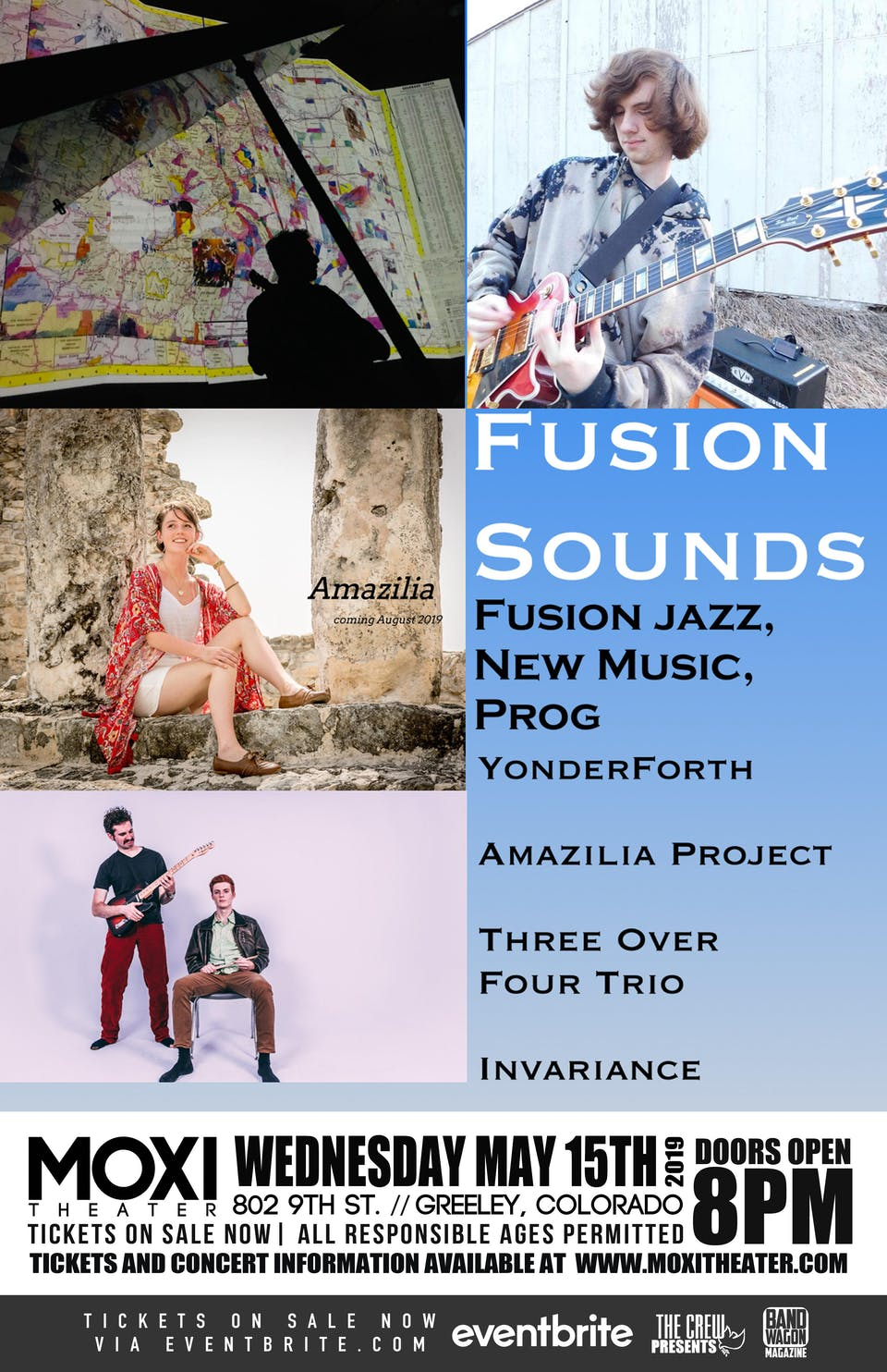 Fusion Sounds - Fusion Jazz, New Music, Prog