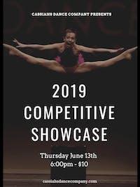 Cassiah's Dance Company's Competitive Dance Showca