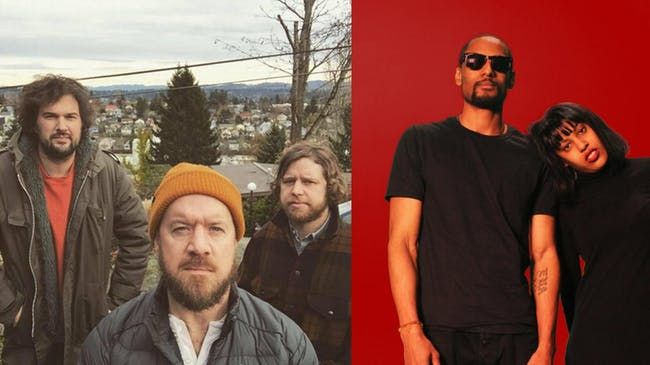 The Cave Singers + The Black Tones