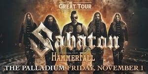 SABATON: THE GREAT TOUR