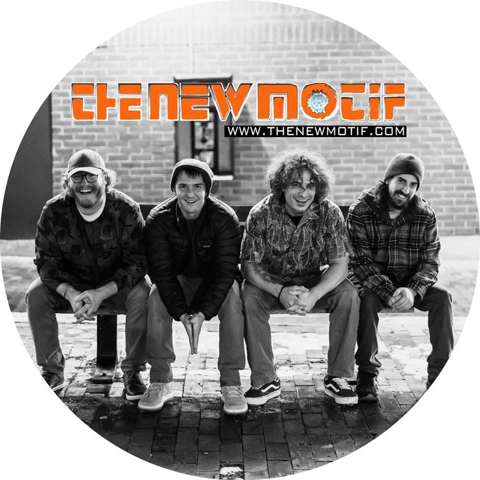 The New Motif , Mt. Feral EP Release, Thomas Amedeo, Delage