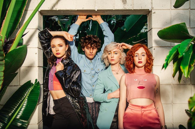 The Regrettes/ Hot Flash Heat Wave/ Forager