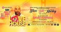 "Steve ""Silk"" Hurley Of S&S Chicago + David Harness LIVE!"