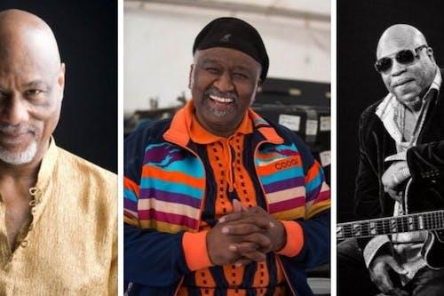 Ike Stubblefield Trio feat. Bernard Purdie & Grant Green Jr.