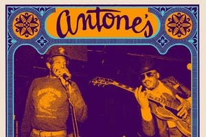 Antone's 44th Anniversary Super Ticket