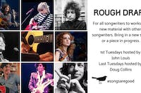 Rough Draft Songwriter Night