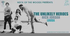 The Unlikely Heroes, Nick Jordan, LOUDA
