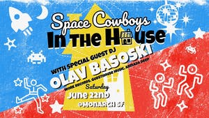 Space Cowboys In the House with Olav Basoski
