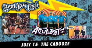 Reel Big Fish w. Aquabats!