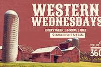 Country Western Wednesdays w Melanie Brulee