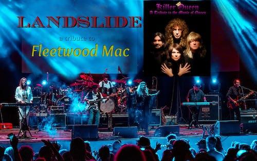 Killer Queen: ft. Freda Mercury (a tribute to Queen) & Landslide: a tribute to Fleetwood Mac