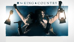 for KING & COUNTRY's burn the ships | world tour 2019 - Salem, OR