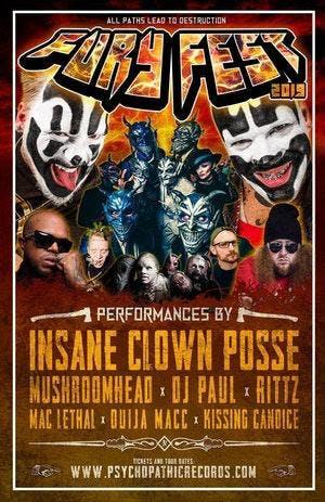 Insane Clown Posse - Fury Fest