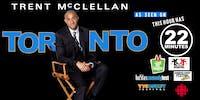 Trent McClellan coming to Toronto July 2019