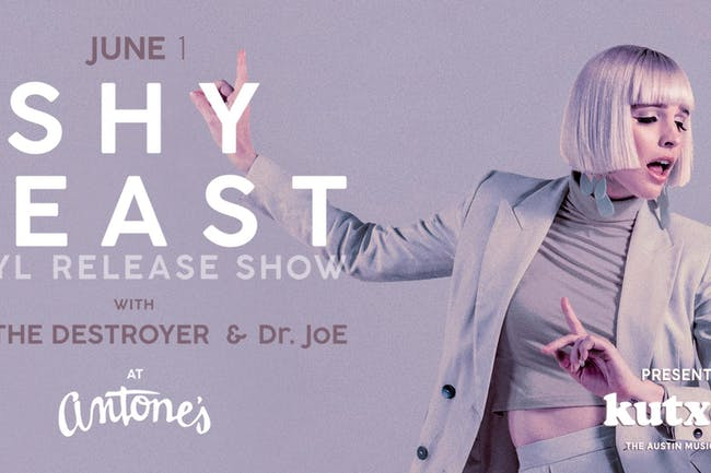 Shy Beast Vinyl Release with Otis the Destroyer and Dr. Joe