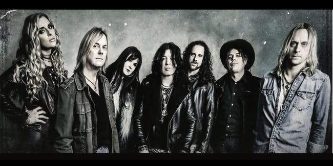 TOM KEIFER AND L.A. GUNS STARRING PHIL LEWIS and TRACII GUNS
