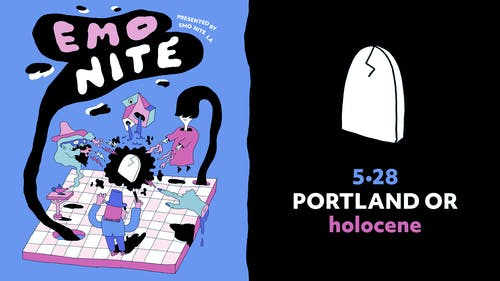 Emo Nite LA Presents: Emo Nite at Holocene