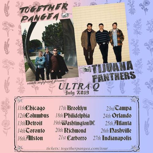 together Pangea & Tijuana Panthers