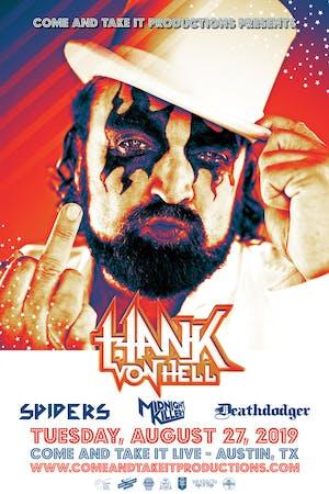 HANK VON HELL