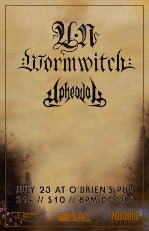 Un, Wormwitch, Upheaval