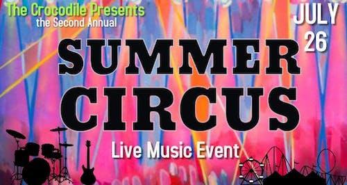 Summer Circus:  Razor Clam