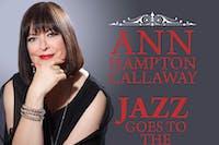 Ann Hampton Callaway: Jazz Goes to the Movies