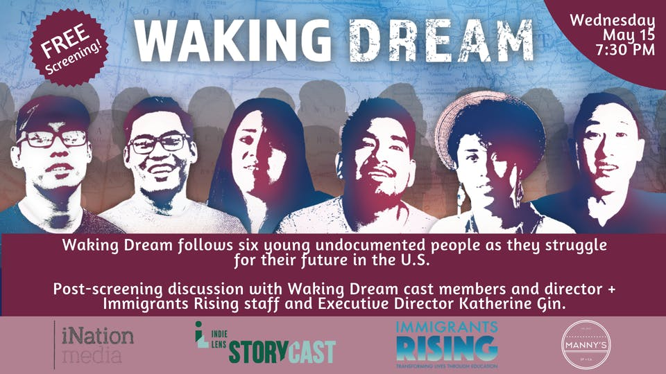 Waking Dream Screening: Justice for the Undocumented