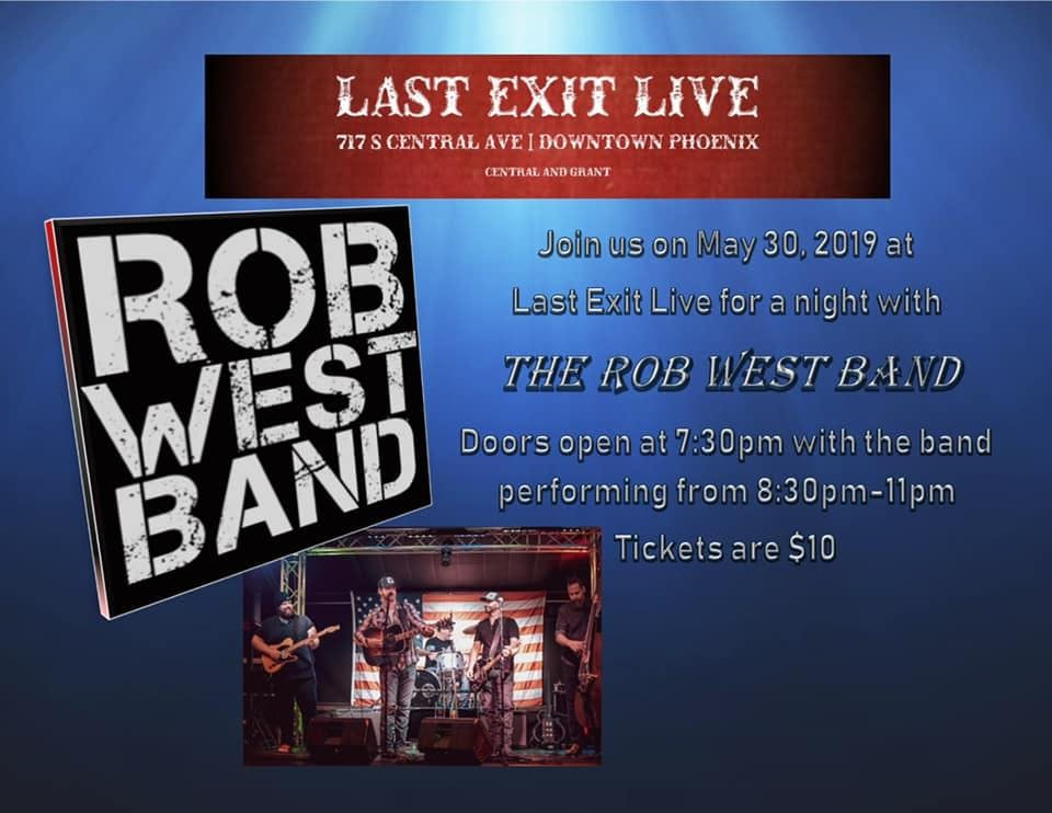 Rob West Band