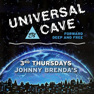 Universal Cave DJs:   Forward, Deep and Free