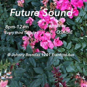 Future Sound with special guest DJ Sight Beyond Sound