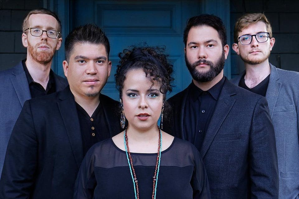 Candice Reyes Quintet CD Release