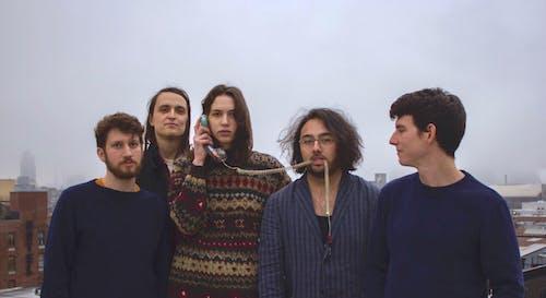 Stolen Jars (Record Release), Stello, Lip Talk, Deep Sea Peach Tree