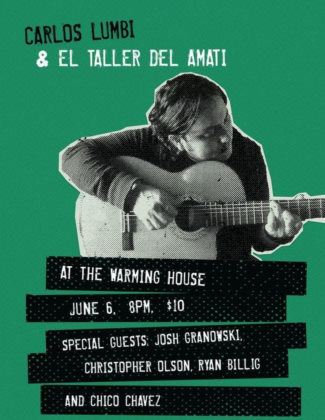 Carlos Lumbi & El Taller Del Amati