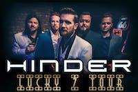 Hinder at Mesa Theater