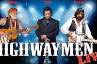THE HIGHWAY MEN LIVE: A MUSICAL TRIBUTE with Guest Hell Country Truckers