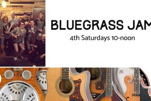 Morning Bluegrass Jam