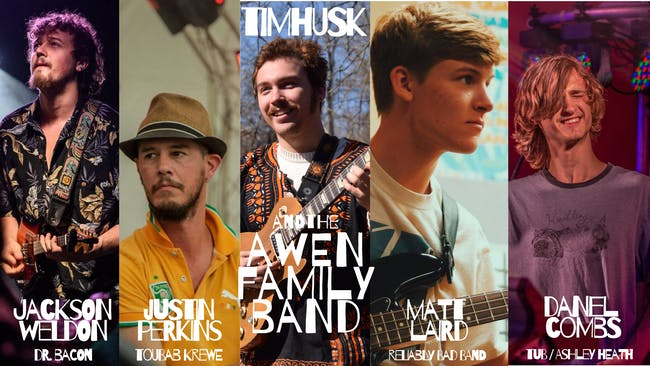 Awen Family Band, XYLEM, innerSpace