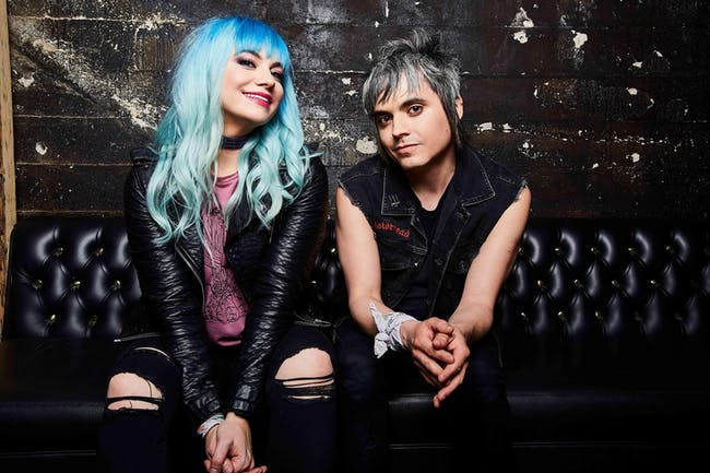 The Dollyrots: Daydream Explosion LP Release w/ The Darts, Not Ur Girlfrenz