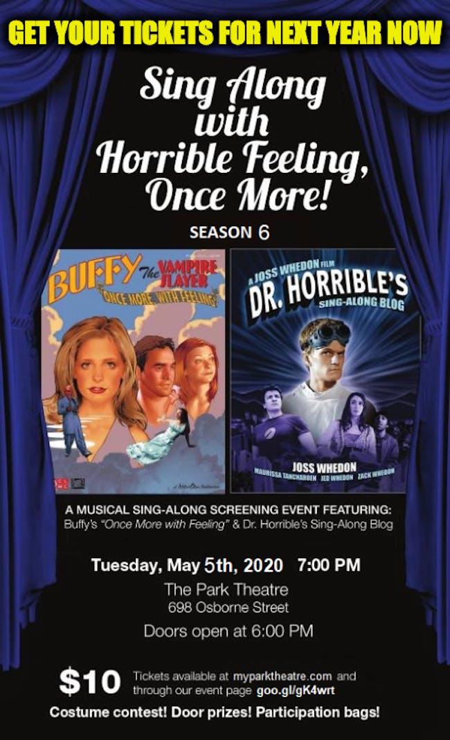 Sing Along With Horrible Feeling, Once More! Season 6