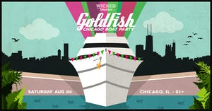 Goldfish Boat Party LIVE