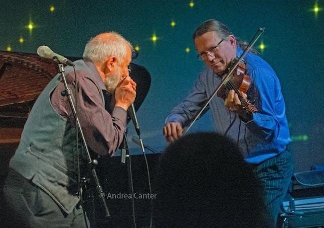Corky Siegel & Randy Sabien