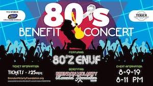 80's Benefit Concert