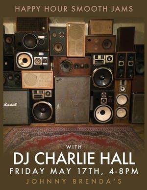 Happy Hour Smooth Jams with DJ Charlie Hall
