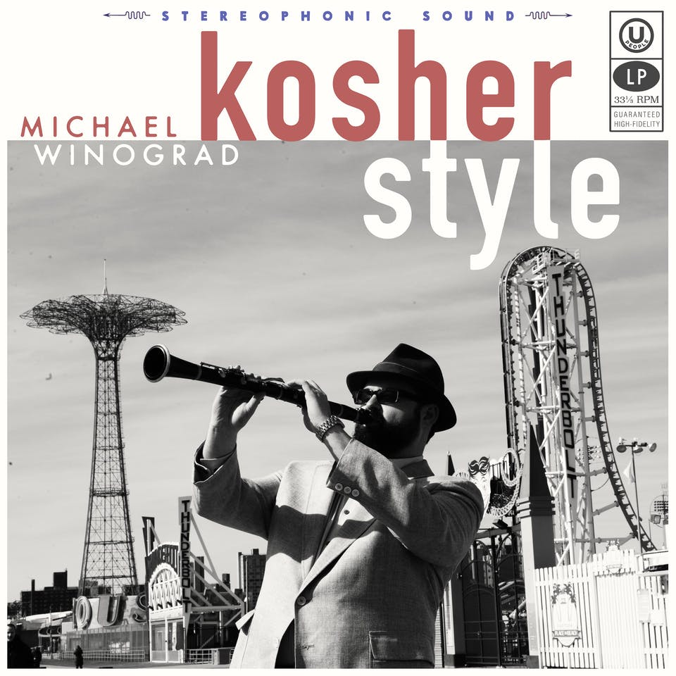 """Kosher Style"" Album Launch with Michael Winograd & The Honorable Mentshn"