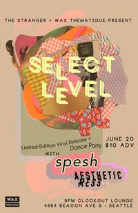 Select Level (Limited Edition Vinyl Release)