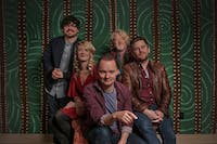 Gaelic Storm at Shipping & Receiving