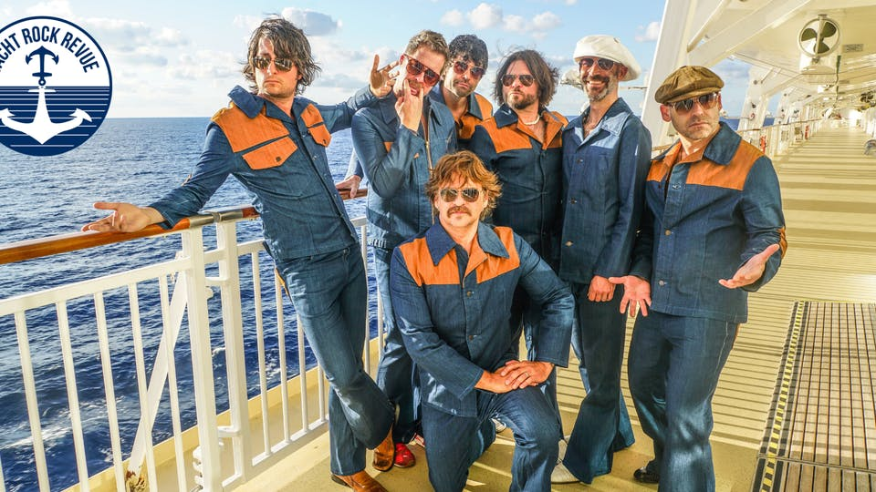 An Evening With Yacht Rock Revue
