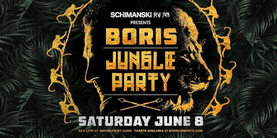 Boris Jungle Party